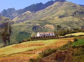 Casa Hacienda Shismay, Huánuco
