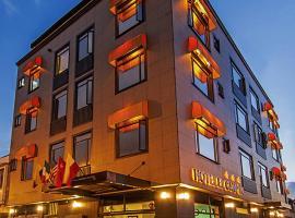 Hotel el Campín, Bogotá