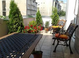 Apartment Centar Skadarlija, Belgrad