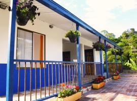 Hostel Casa Caturro, Manizales