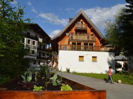 Alexandra Alber Villa Schlosskopf, Sankt Anton am Arlberg