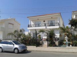 Dafnis Sea View Villa, Sazlıköy