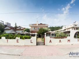 Hotel Almira, Agía Triás