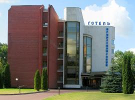 Hotel Prydesnyansky, Chernihiv