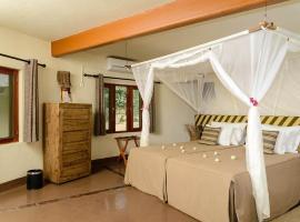 Montebelo Gorongosa Lodge & Safari, Chitengo