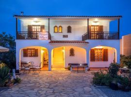 Villa Diamanti, Monemvasía