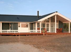 Three-Bedroom Holiday Home Oddermosen with a Sauna 06, Høruphav