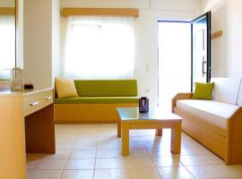 Olive Tree Apartments, Foúrka