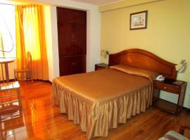 Hotel América, Arequipa