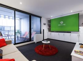 Little Collins St - Beyond A Room Private Apartments, Melbourne