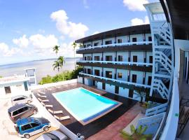 Blue Ocean View Hotel, Koror