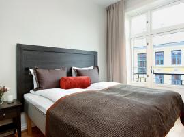 frogner house apartments oslo