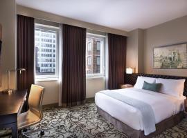 Cassa Hotel 45th Street New York, Нью-Йорк