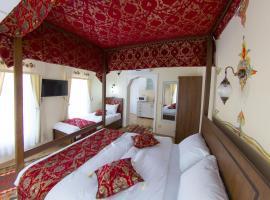 Ahsen Apart & Suites, Estambul
