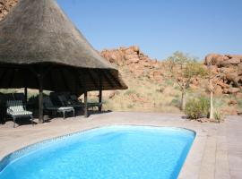 Namib Naukluft Lodge, Solitaire