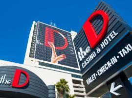 The D Las Vegas,