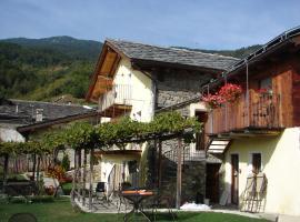 Affittacamere Grand Saint Bernard, Gignod