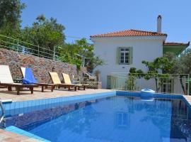 Villa Liogerma, Panormos Skopelos