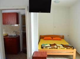 Apartmani Tomar, Star Dojran