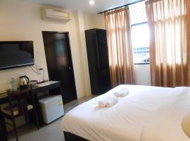 The Bang Khun Phrom Suites, Bangkok