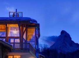 Backstage Hotel Luxury Chalet, Zermatt