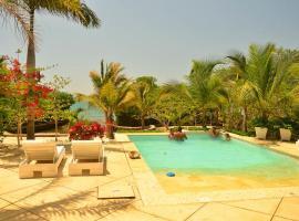 Villa Baru Los Cocos, Barú