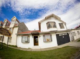 Hostal Cordillera, Punta Arenas