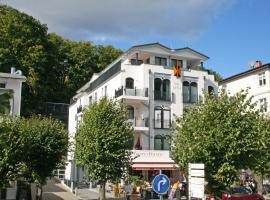 Villa Lena - FeWo 09 mit Balkon, Ostseebad Sellin