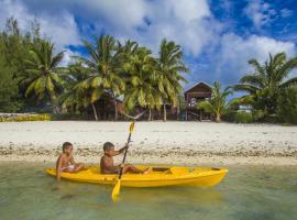 Nikao Beach Bungalows, Rarotonga