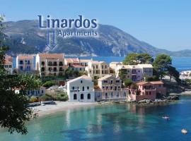 Linardos Apartments, Ásos