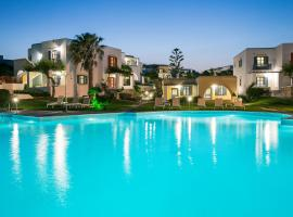 Acquamarina Resort, Chrissi Akti