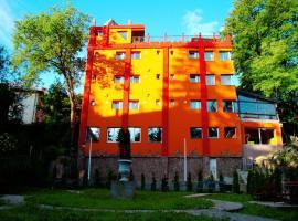 Casa Nicoli, Băile Olăneşti