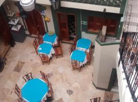 Hotel Chocolate Posada, Oaxaca de Juárez