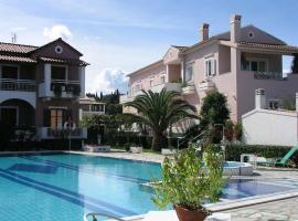 Villa Angela Corfu, 科孚镇