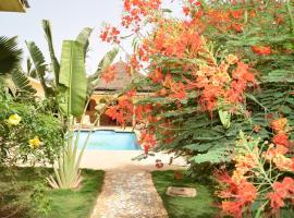 Villa Au Soleil, Saly Portudal