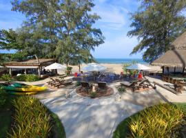 Lanta Castaway Beach Resort, 高兰