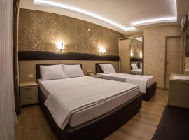 Beyoglu Hotel, Amasya