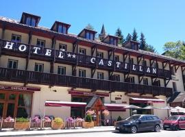 Hotel Castillan, La Grave