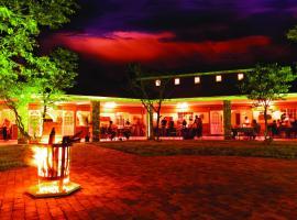 Gondwana Damara Mopane Lodge, Mopane Pos