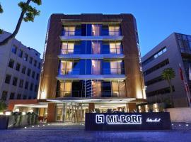 Milport Hotel Levent Istanbul, Istanbul