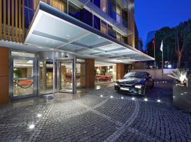 Milport Hotel Levent Istanbul, Istambul