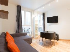 Appartement Petits Champs, París