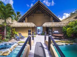 Rumours Luxury Villas & Spa, Раратонга