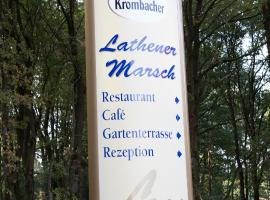 Hotel Restaurant Lathener Marsch