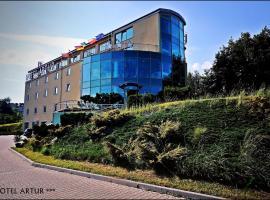Hotel Artur, Krakau