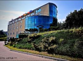 Hotel Artur, Cracóvia