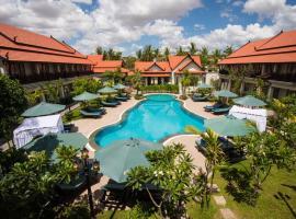 Spring Palace Resort Hotel, Siem Reap