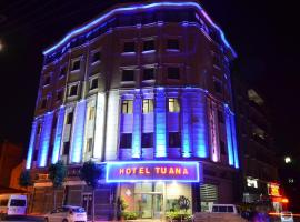 Mavi Tuana Hotel, Van