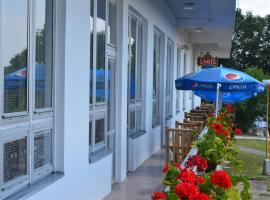 Hotel Postar, Kaluža
