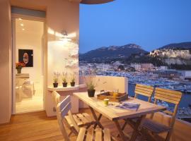 Appartement avec terrasse, sur le port, pieds dans l'eau, Cassis